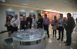 2013 Eropean Commercial Delegation visit Zhaoqing City